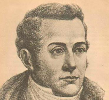Mariano Moreno, héroe de la Revolución de Mayo