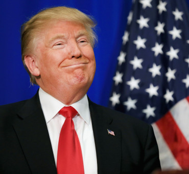 Trump, el candidato inculto