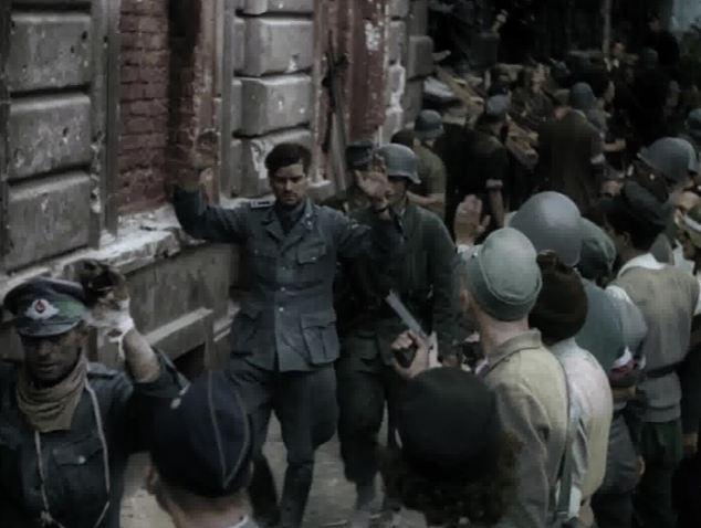 Tributo al levantamiento de Varsovia de 1944