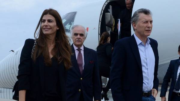 Macri en New York/día 1