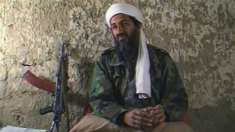 Osama Bin laden, autor del ataque a las Torres y al Pentágono.
