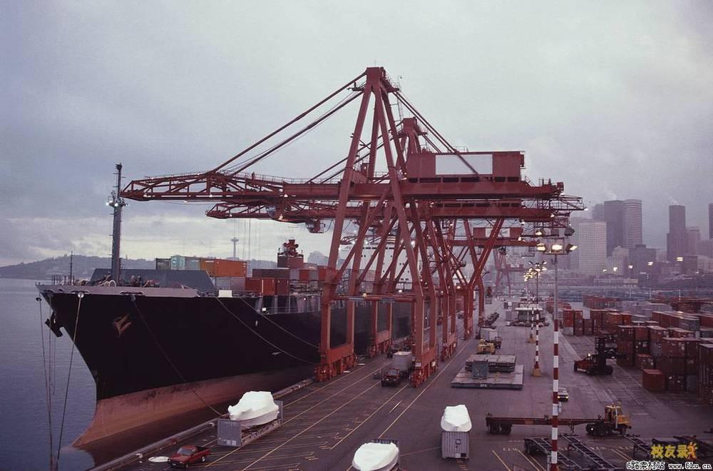 El comercio mundial depende de la economía china.