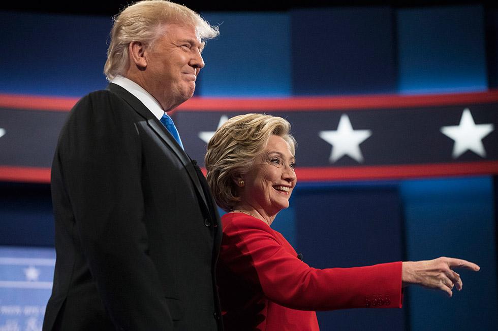 Las encuestas aseguran que Hillary Clinton derrotará a Donald Trump.