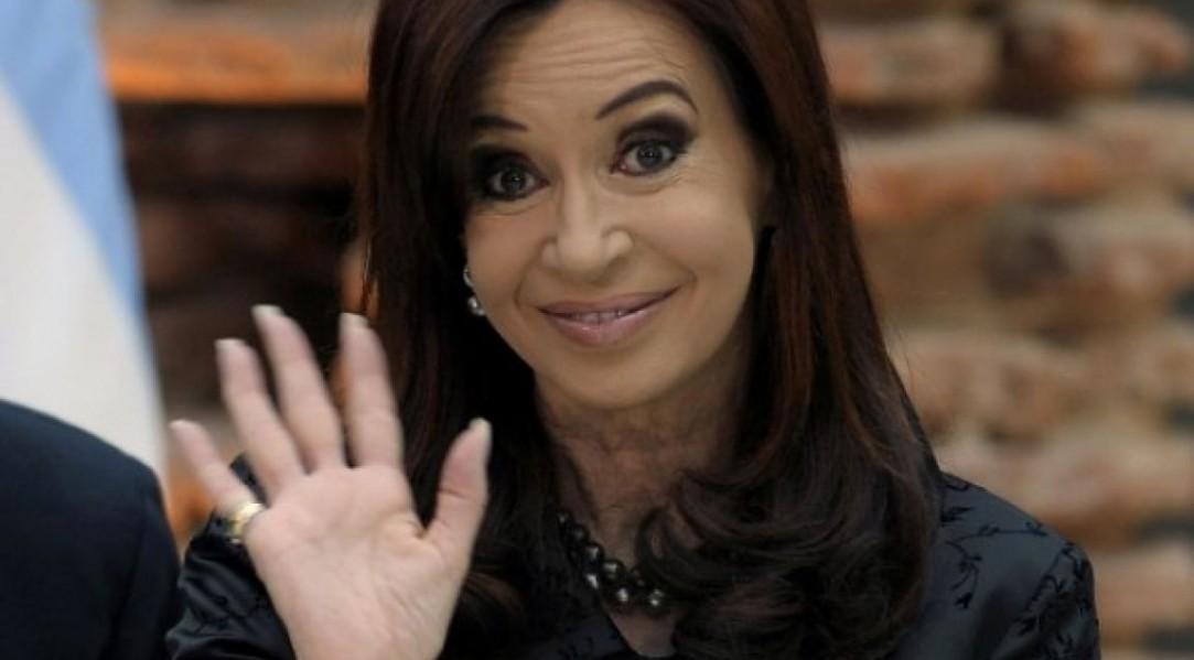 Ex Presidente Cristina Fernández. Acusada penalmente de encubrimiento por el Memo con Irán.