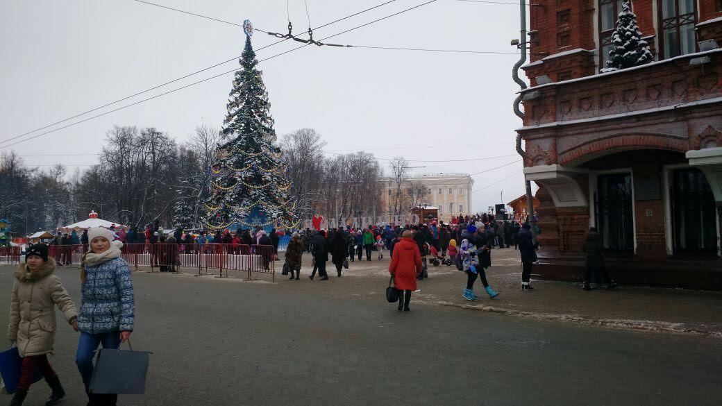 Navidad en Vladimir