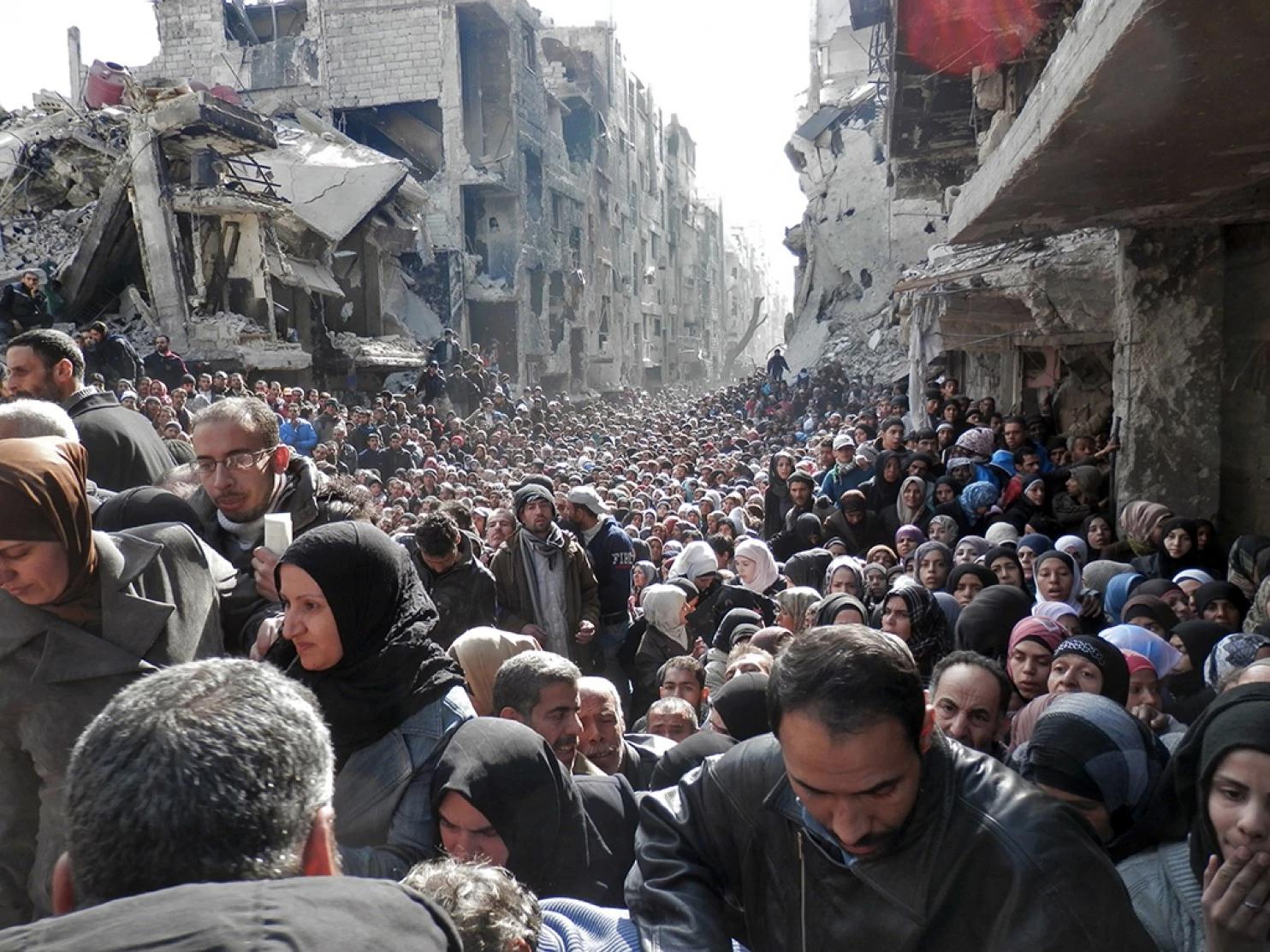 La guerra en Aleppo: crisis humanitaria y un conflicto civil que no terminó.