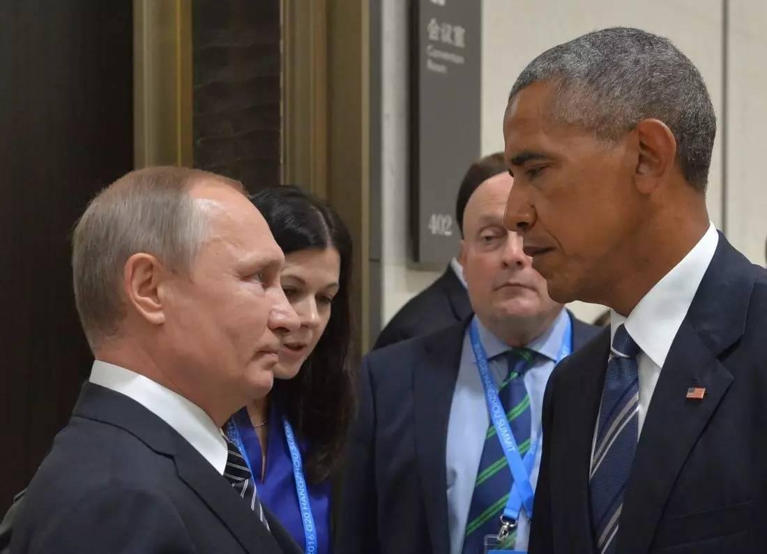 Putin y Obama, último encuentro presidencial, en la cumbre del G20 en China.
