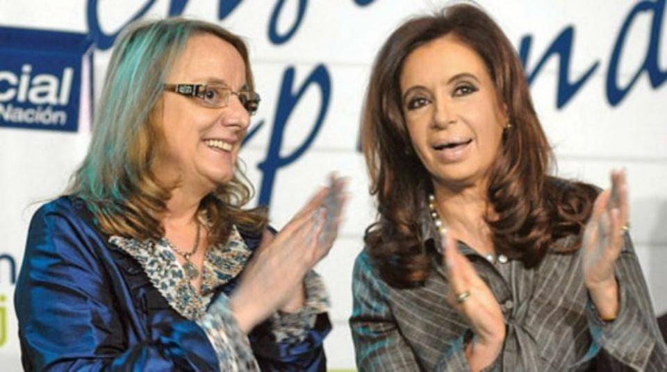 Alicia Kirchner y Cristina Fernández, responsables directas de la crisis en Santa Cruz