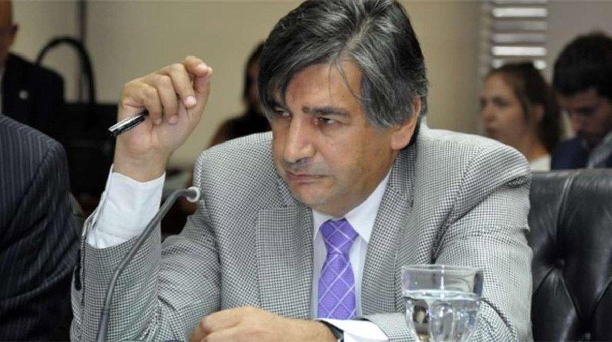 Jorge Candis, miembro del Consejo de la Magistratura.  Respaldo a Freiler,
