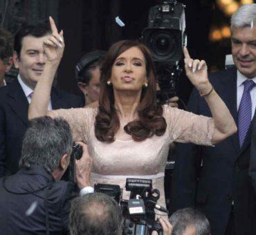 Cristina y Nisman