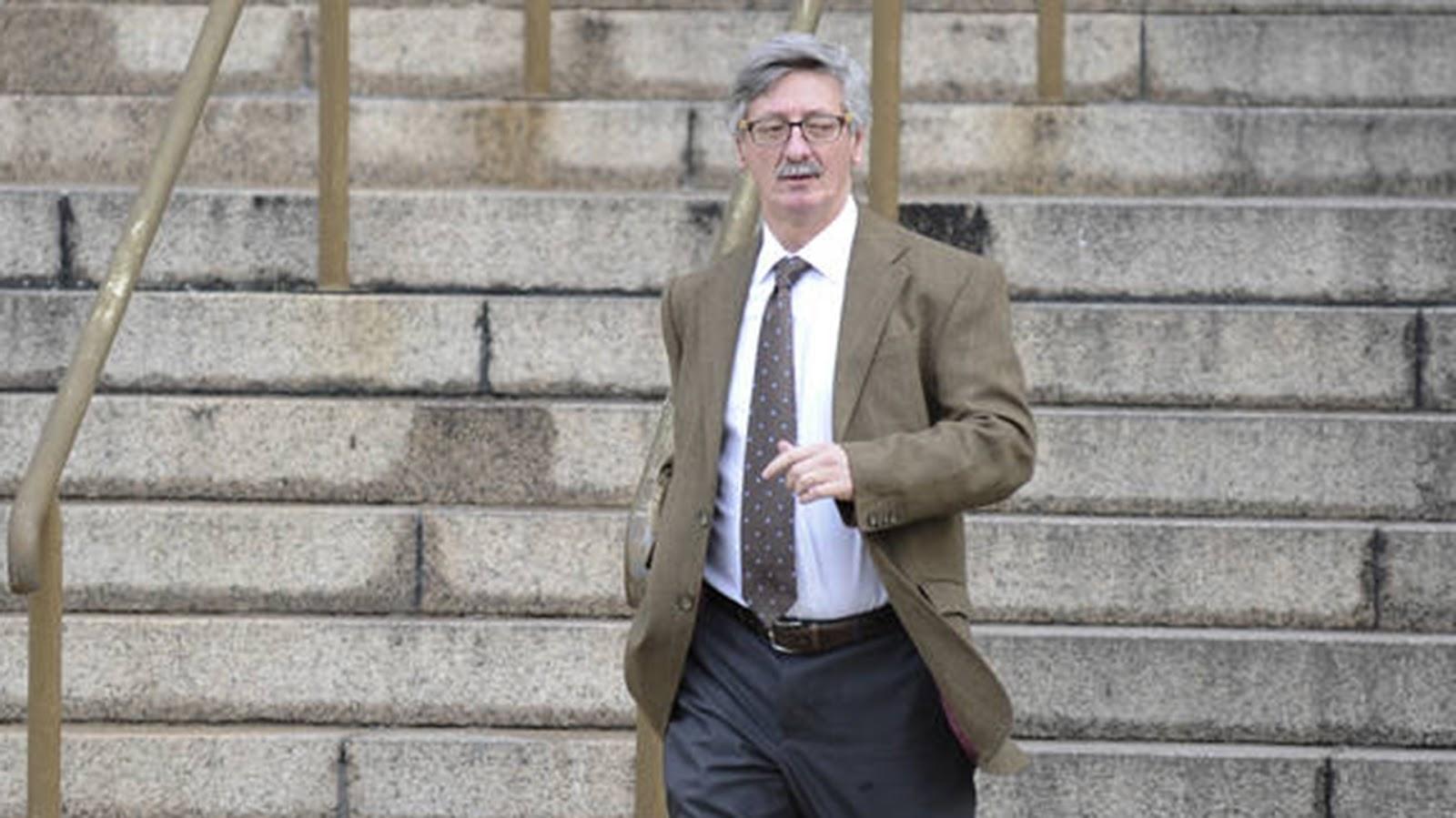 Fiscal Eduardo Taiano. A cargo de la causa que investiga el asesinato de Nisman
