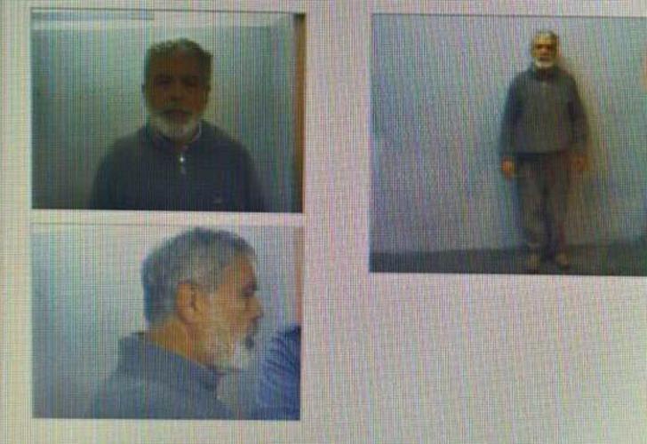 De Vido en prisión. Primeras fotos del exministro encarcelado.