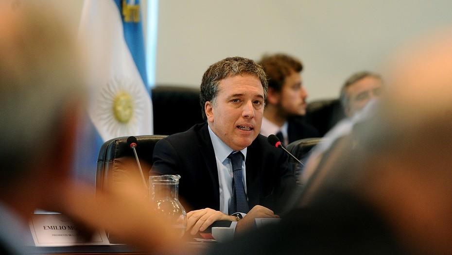 Ministro Dujovne, en la Cámara de Diputados