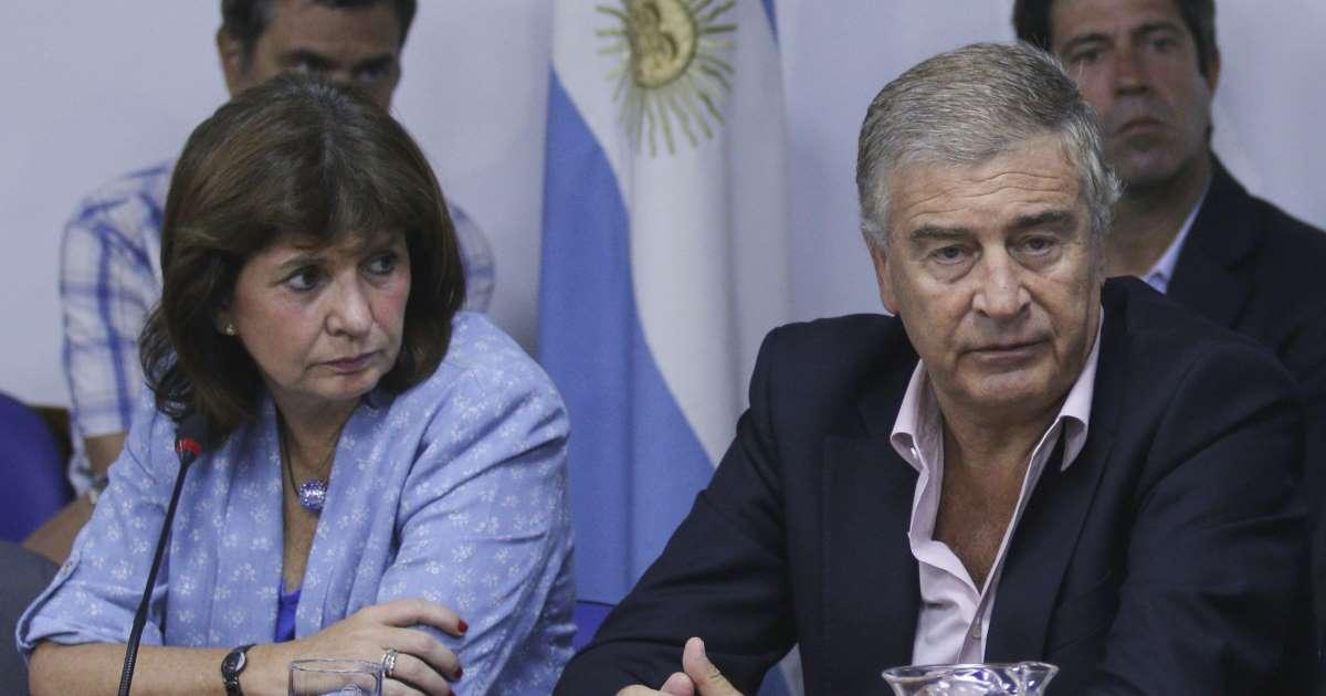 Bullrich y Aguad, juntos fueron al Comando Sur para preparar el G20