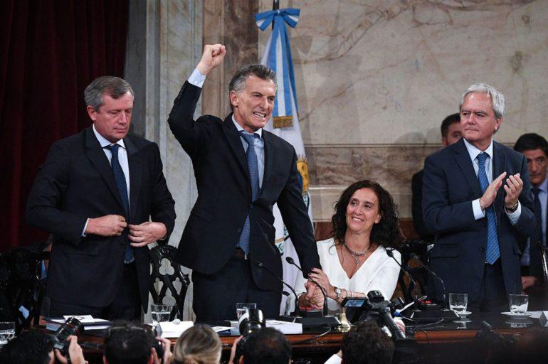 La batalla de Macri